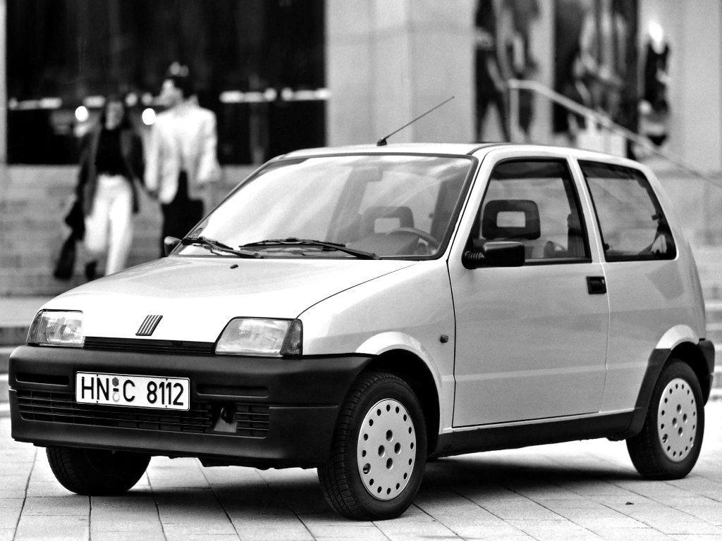 fiat Fiat Cinquecento