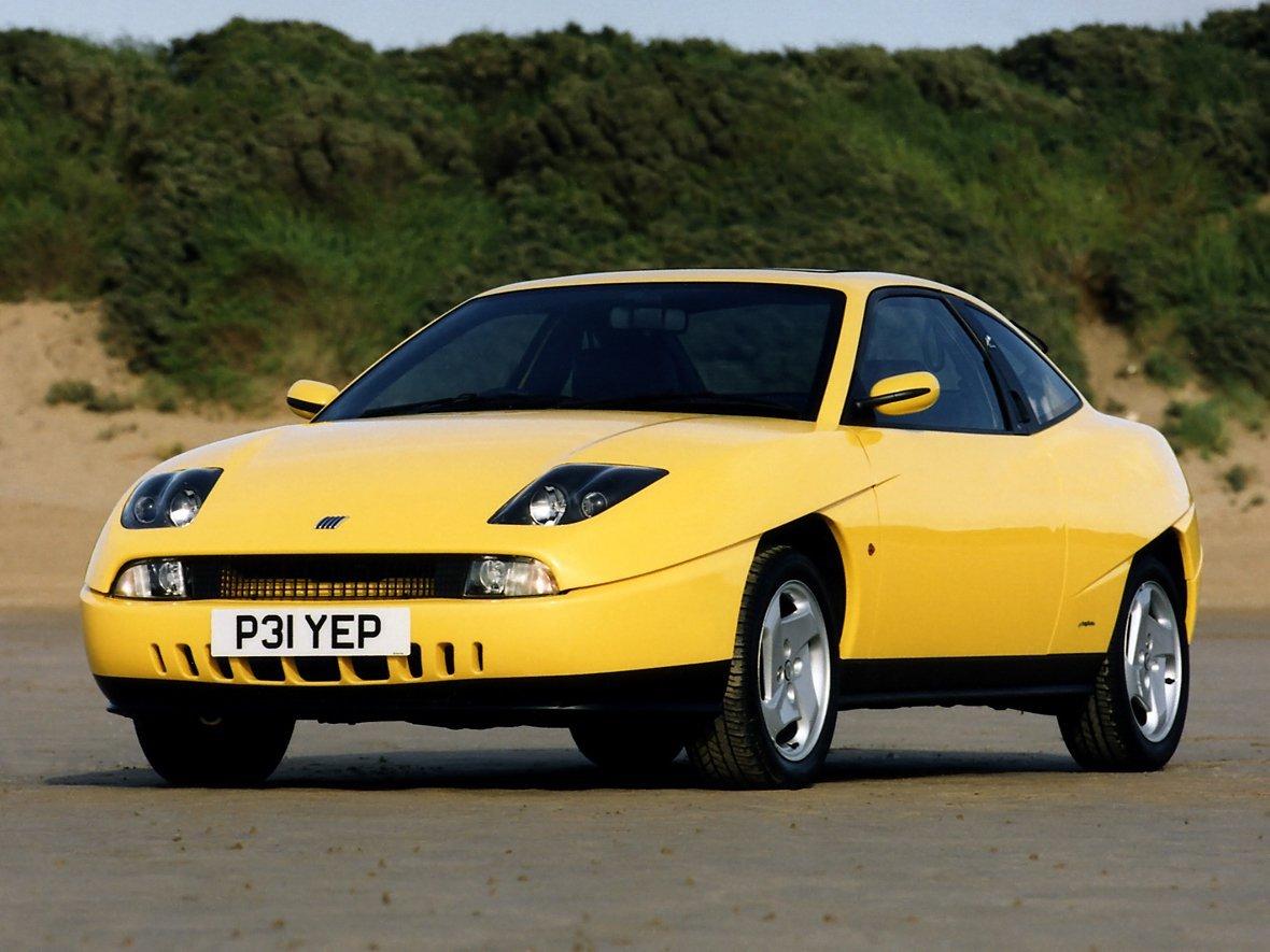 купе Fiat Coupe