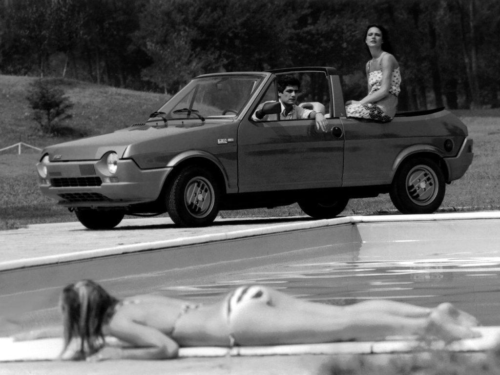 кабриолет Fiat Ritmo