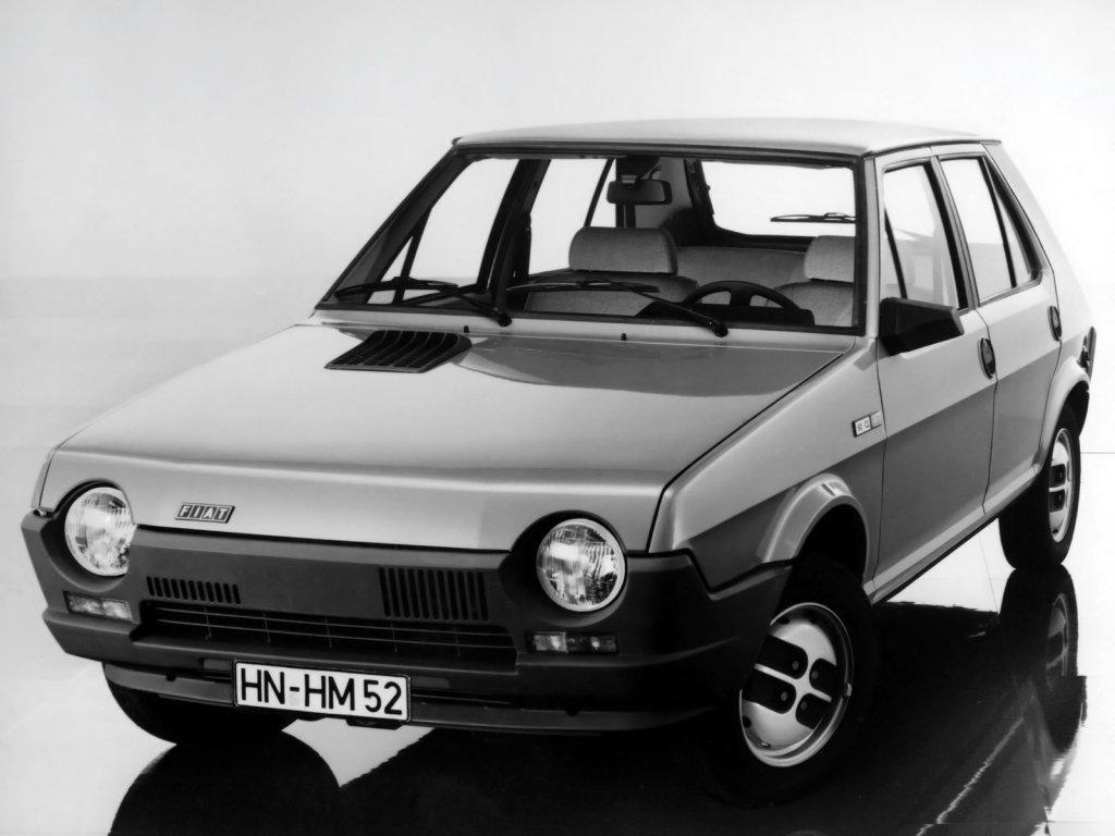 хэтчбек 5 дв. Fiat Ritmo