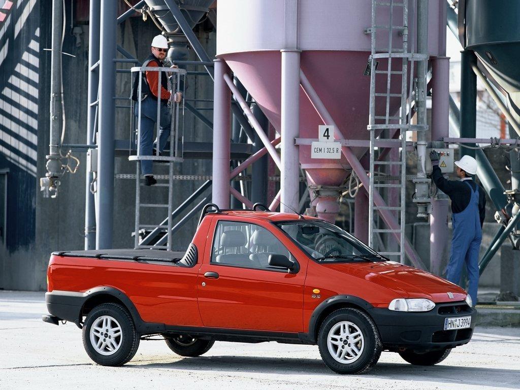 fiat Fiat Strada