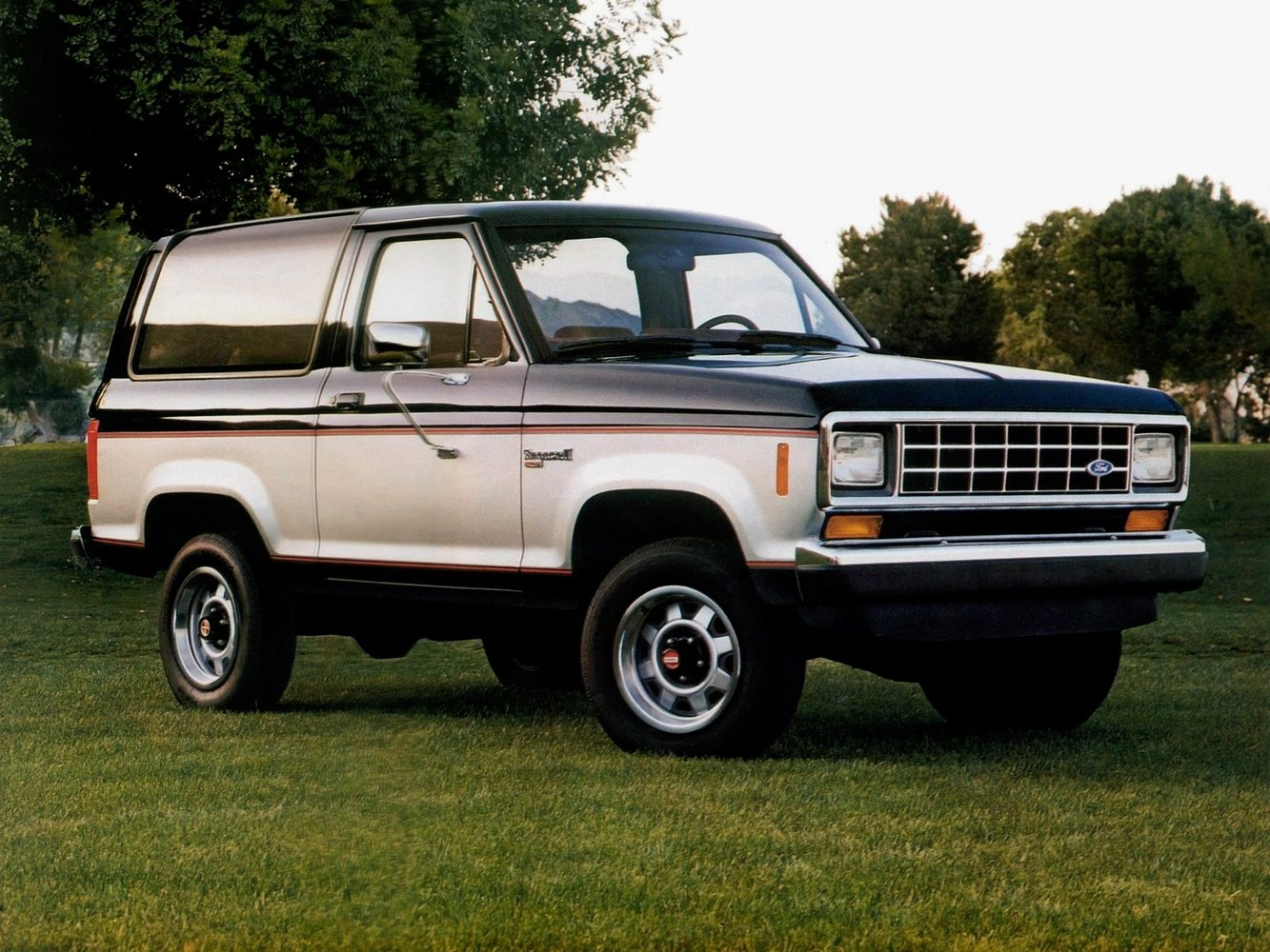ford Ford Bronco-II