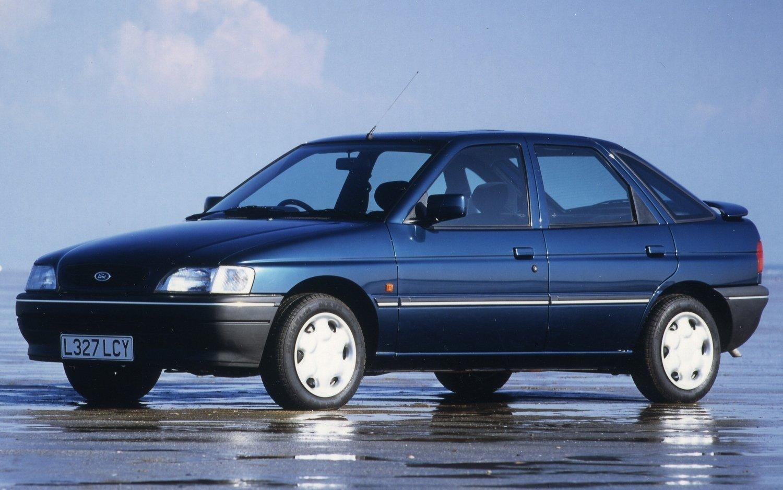 форд эскорт 1990 г