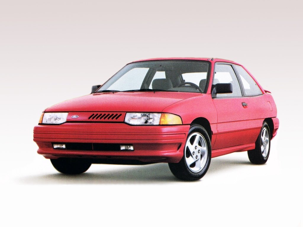 Ford Escort (North America) 1991 - 1996