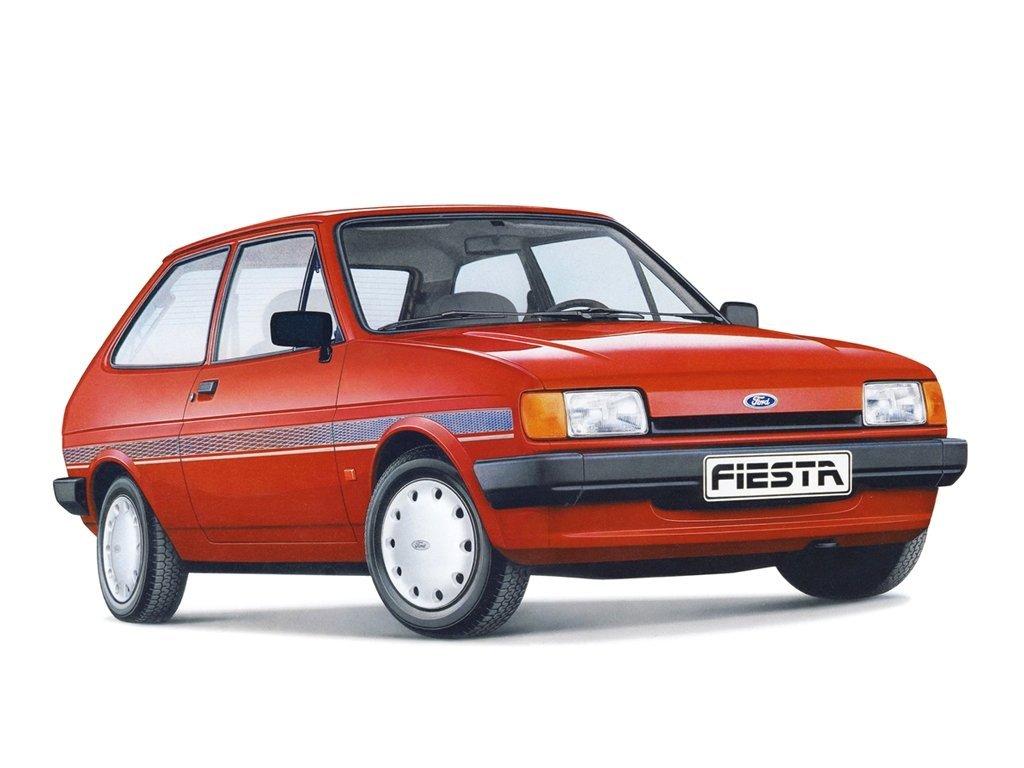 хэтчбек 3 дв. Ford Fiesta