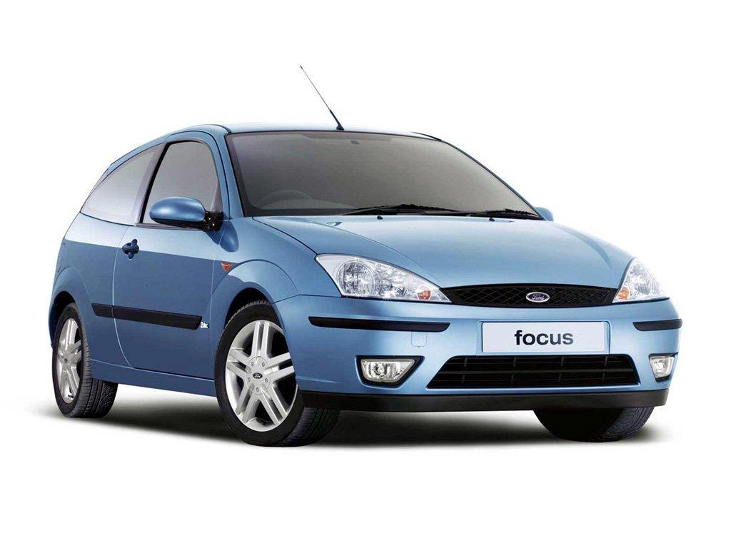 хэтчбек 3 дв. Ford Focus