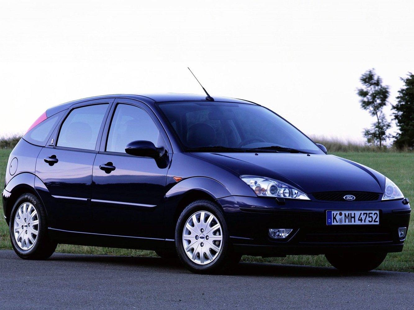 хэтчбек 5 дв. Ford Focus