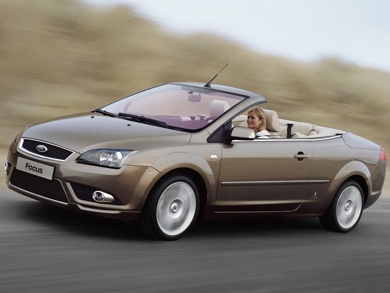 Ford Focus Coupe-Cabriolet (Форд Фокус Купе-Кабриолет ...