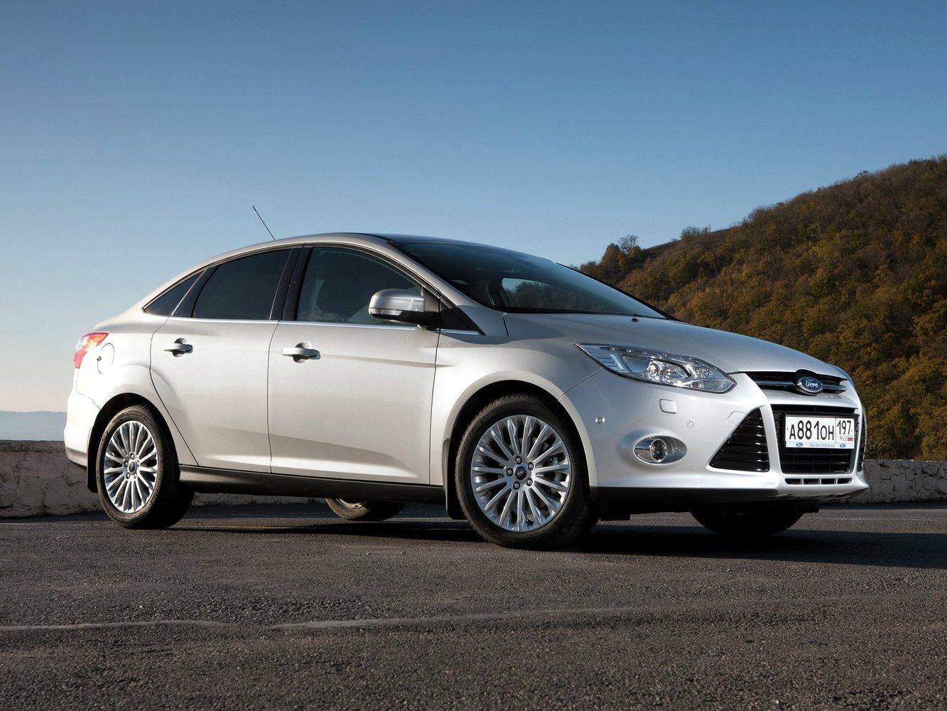 седан Ford Focus