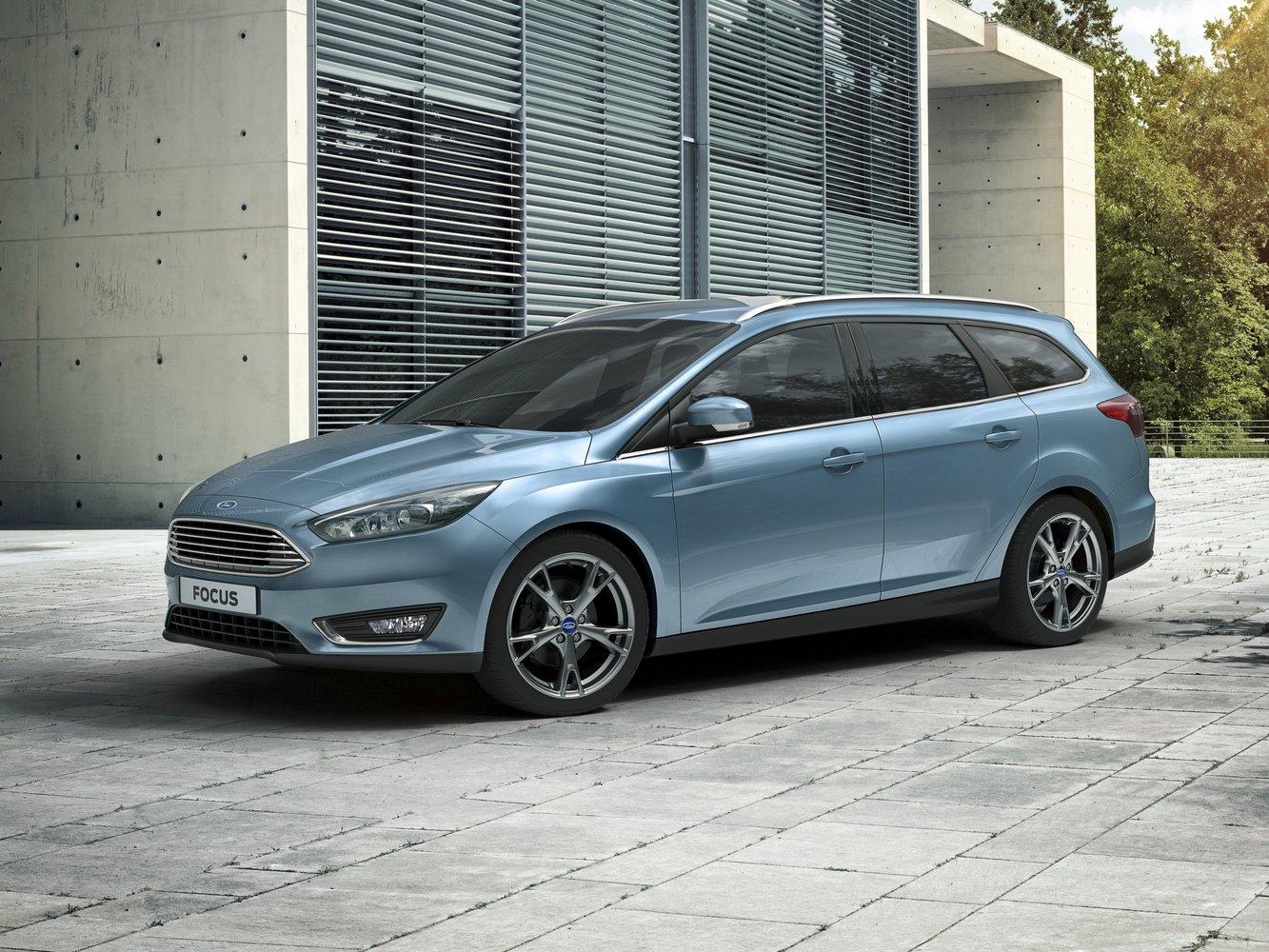 универсал Ford Focus