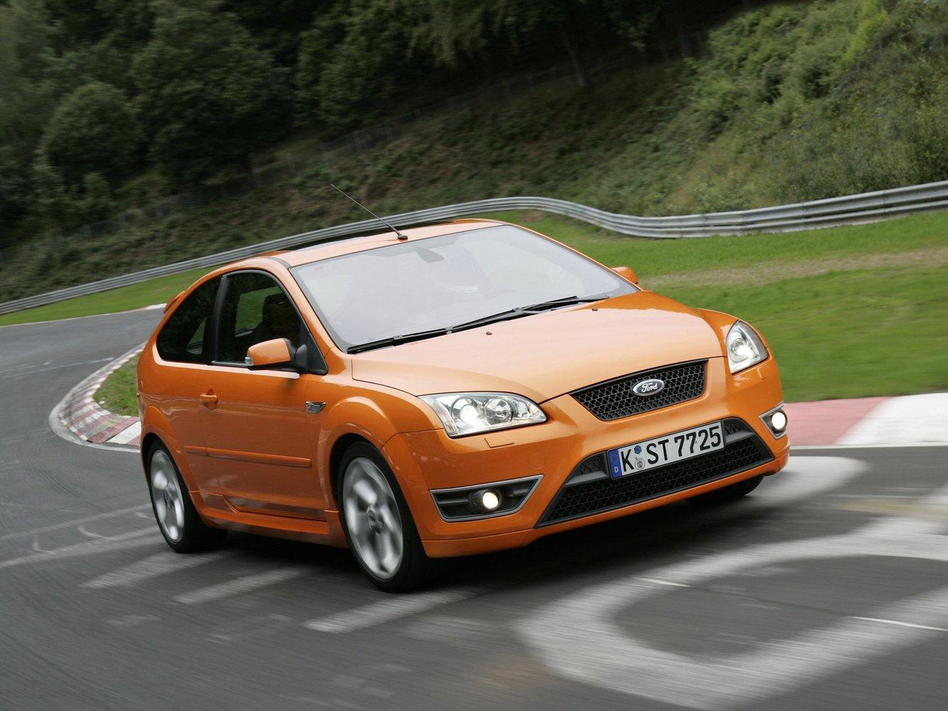 хэтчбек 3 дв. Ford Focus ST
