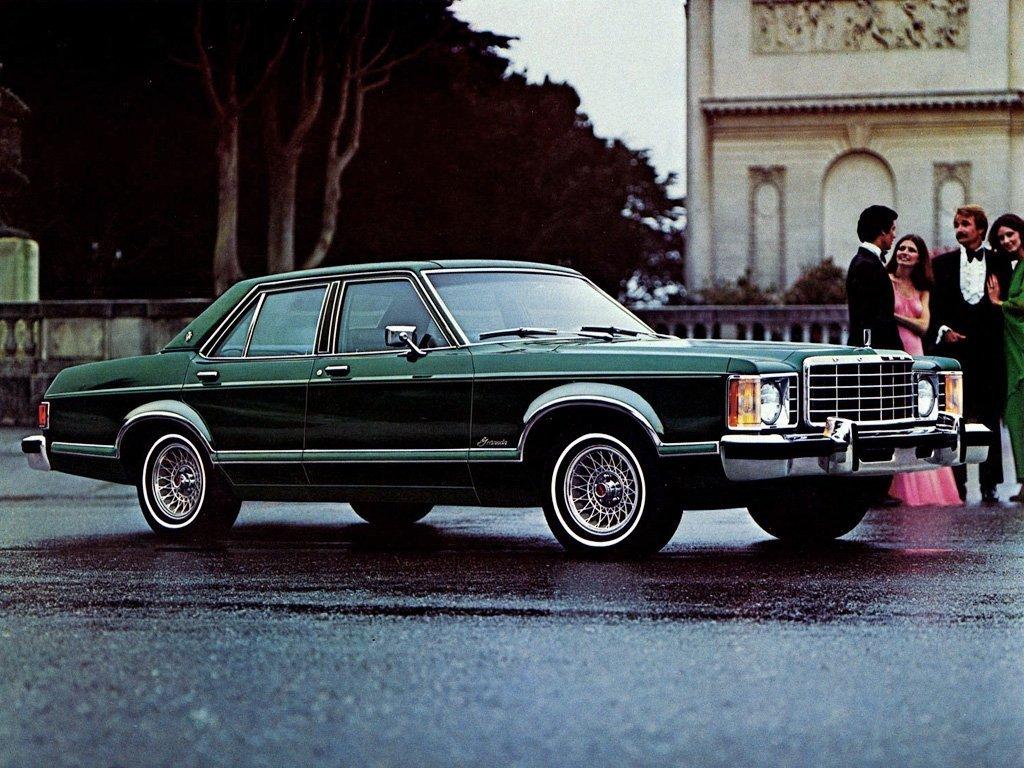 ford Ford Granada (North America)