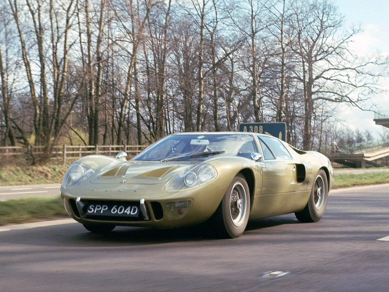 ford Ford GT40