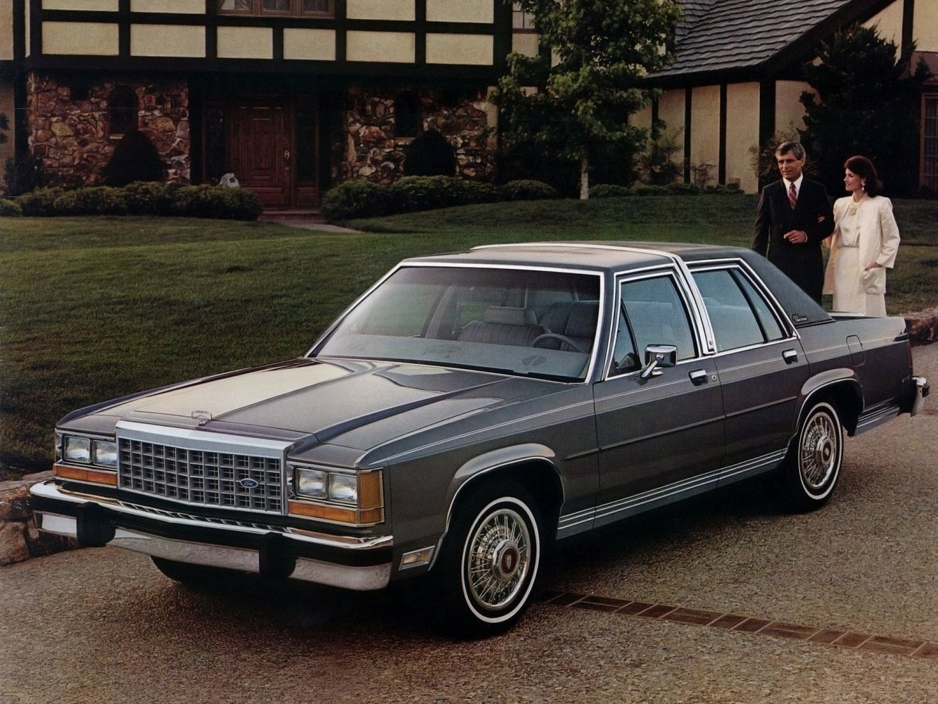 ford Ford LTD Crown Victoria