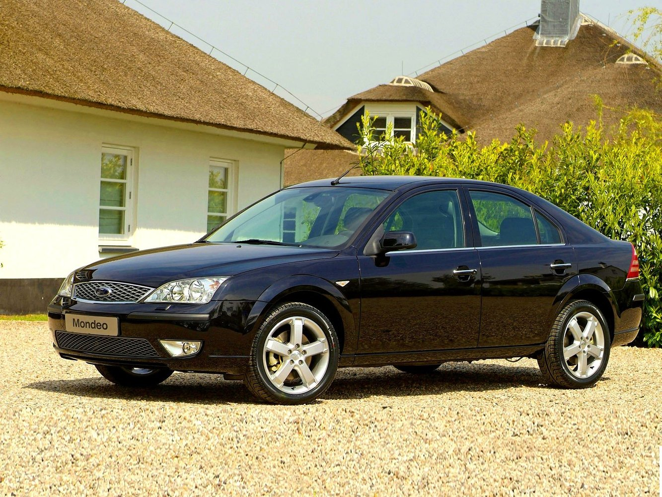 Ford Mondeo 2000 - 2003