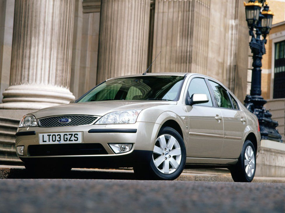 Ford Mondeo 2003 - 2007