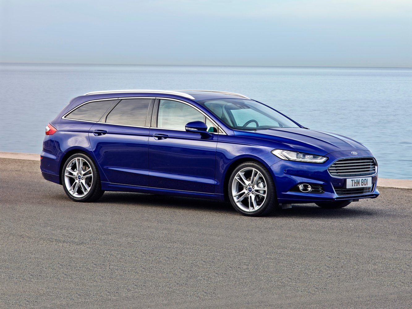 Ford Mondeo 2015 - 2016