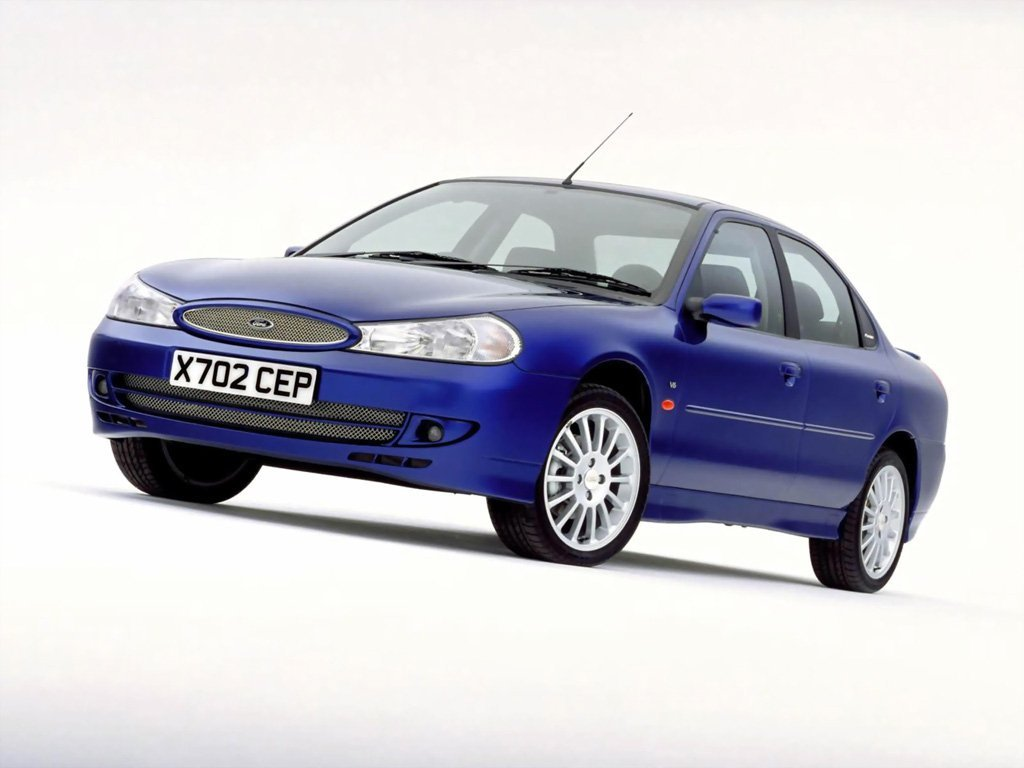 седан Ford Mondeo ST