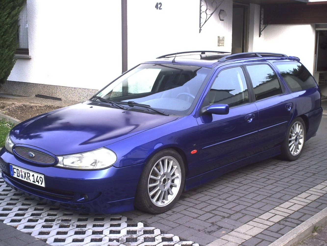 универсал Ford Mondeo ST