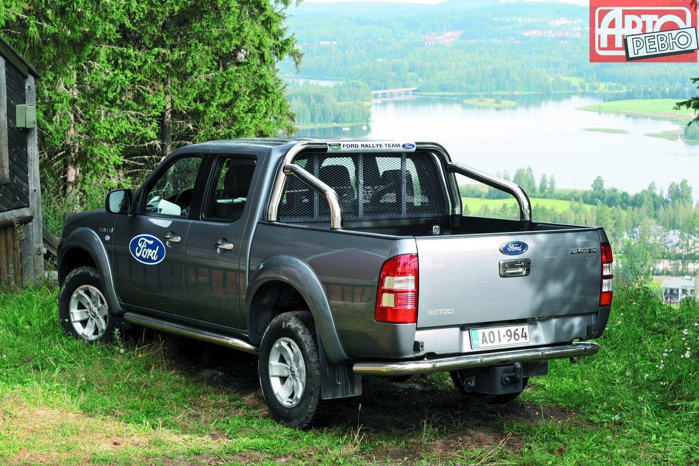 форд пикап технические характеристики