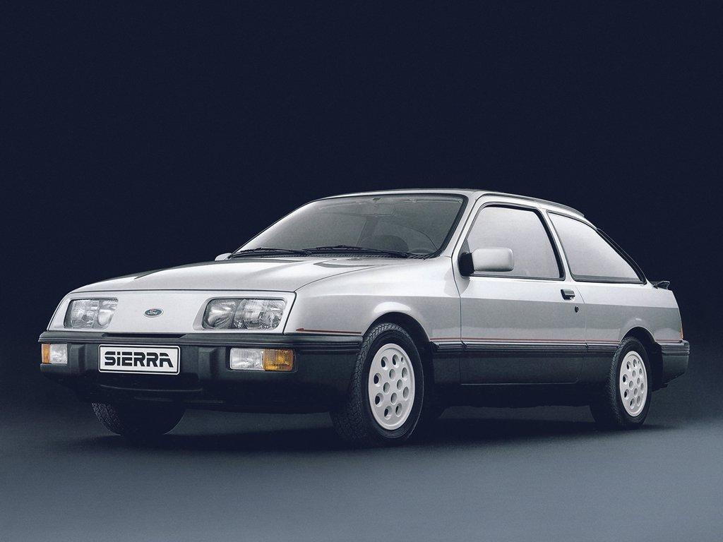 хэтчбек 3 дв. Ford Sierra