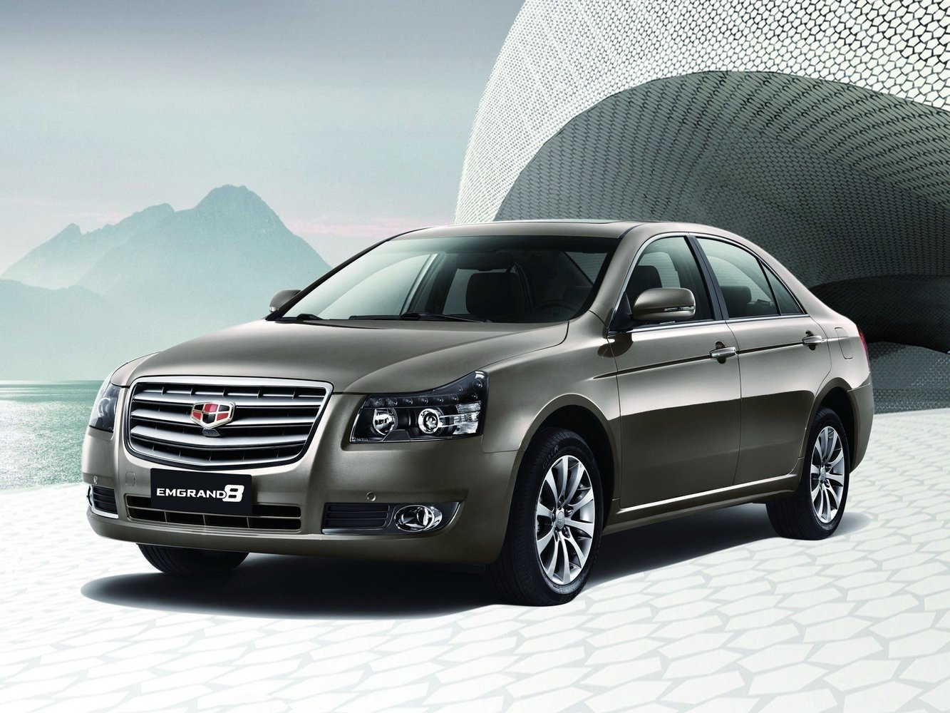 geely Geely Emgrand EC8