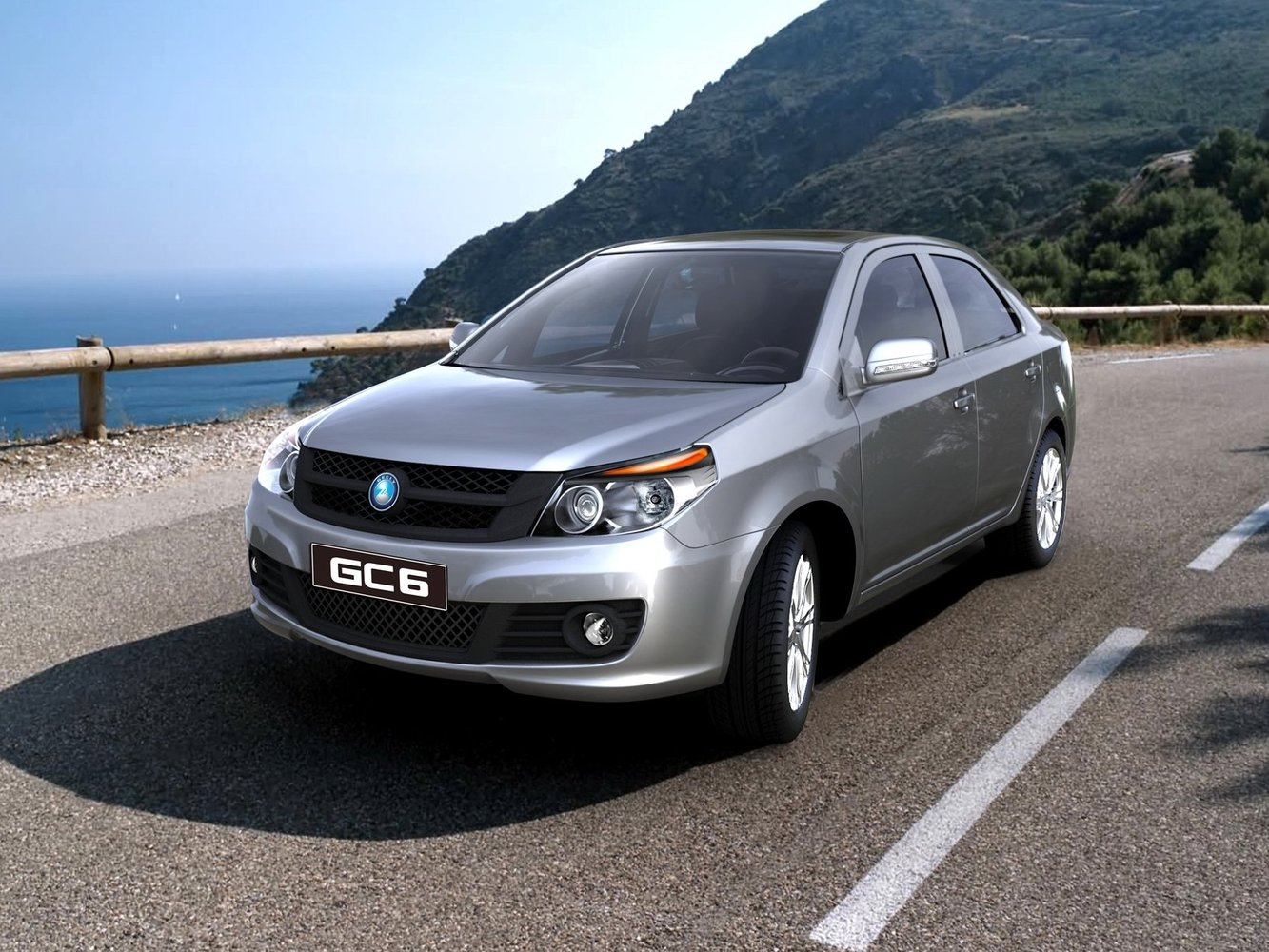 geely Geely GC6