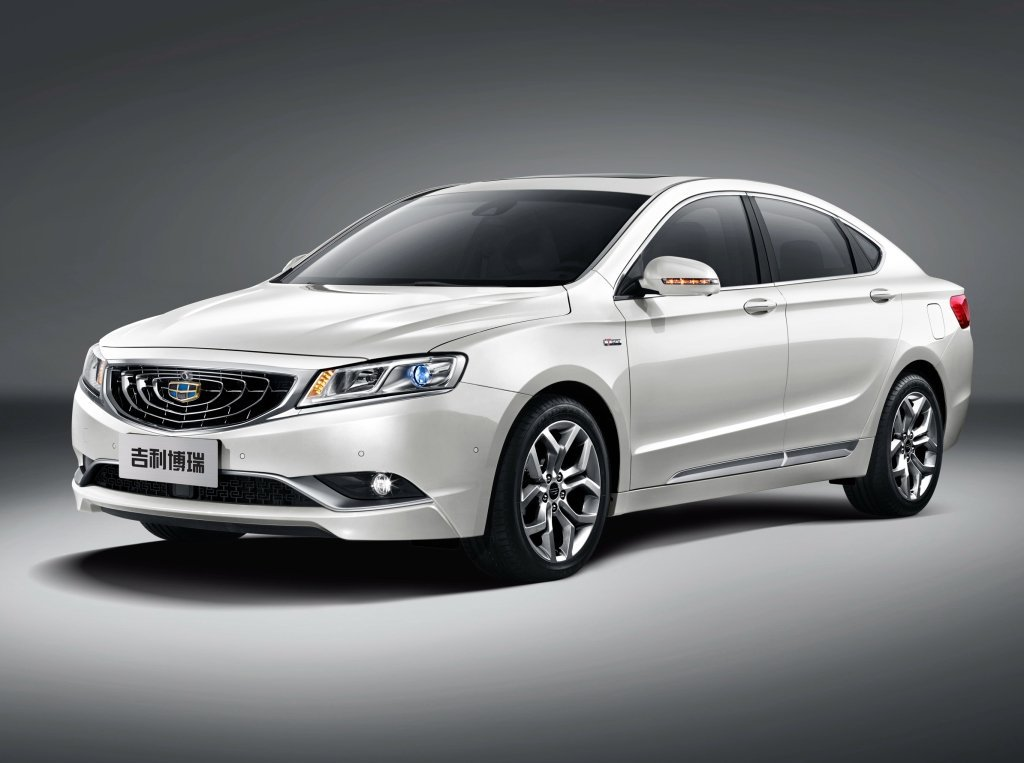 geely Geely GC9