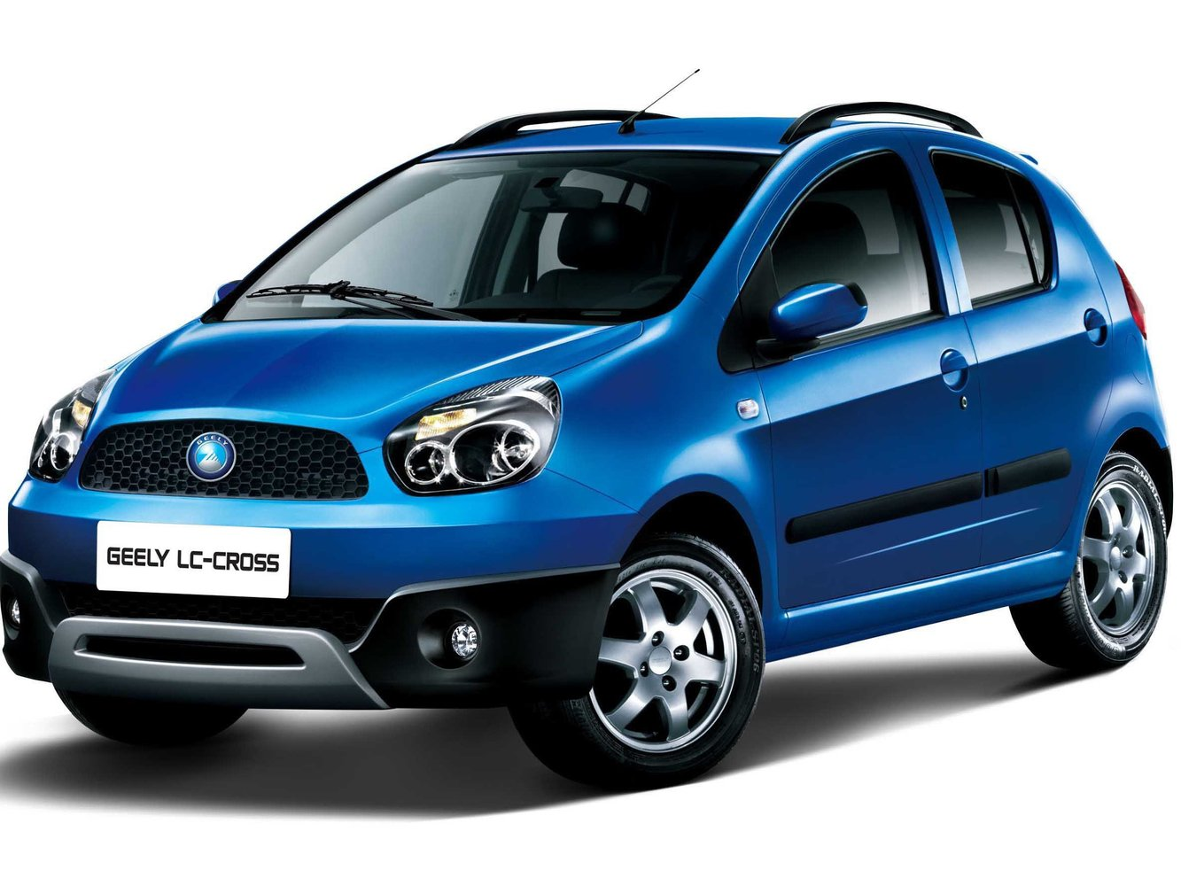 хэтчбек 5 дв. Geely LC (Panda) Cross