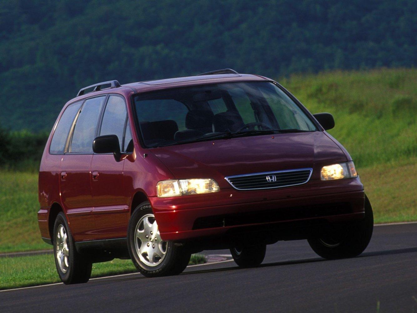 honda Honda Odyssey (North America)