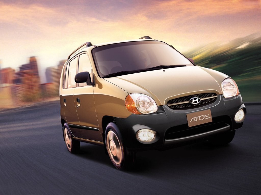 хэтчбек 5 дв. Hyundai Atos