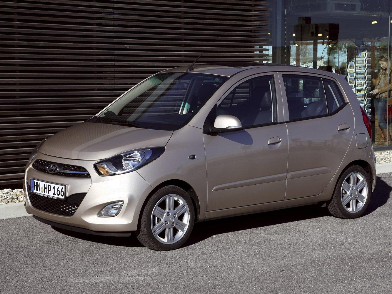 hyundai Hyundai i10