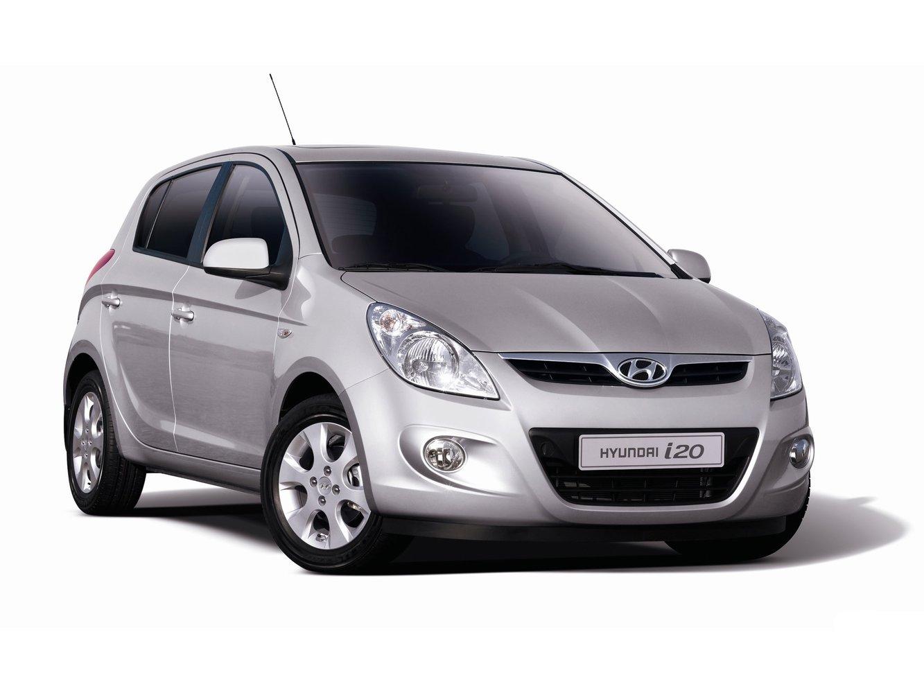 хэтчбек 5 дв. Hyundai i20