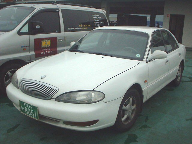 hyundai Hyundai Marcia