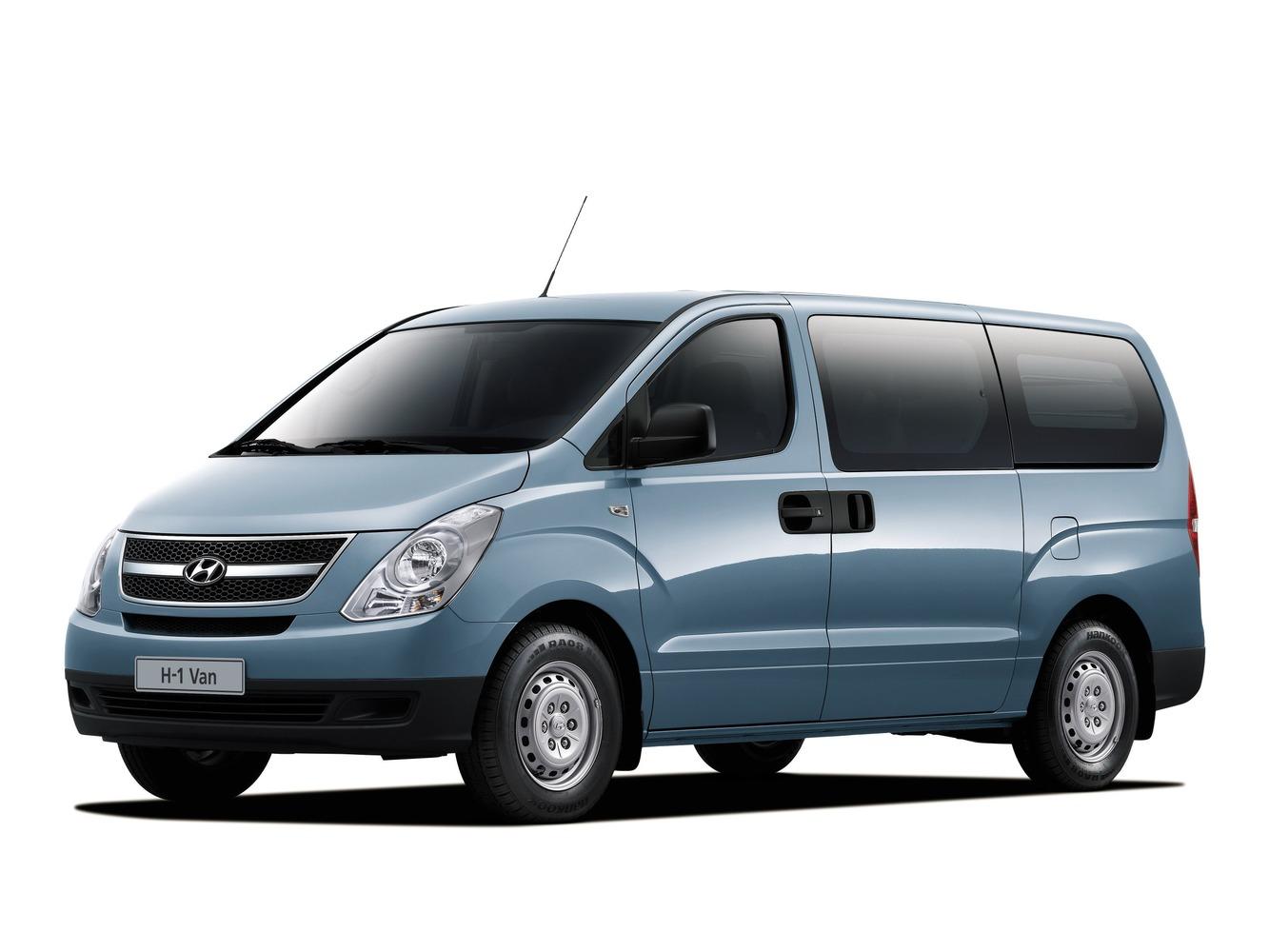 минивэн Hyundai Starex (H-1)