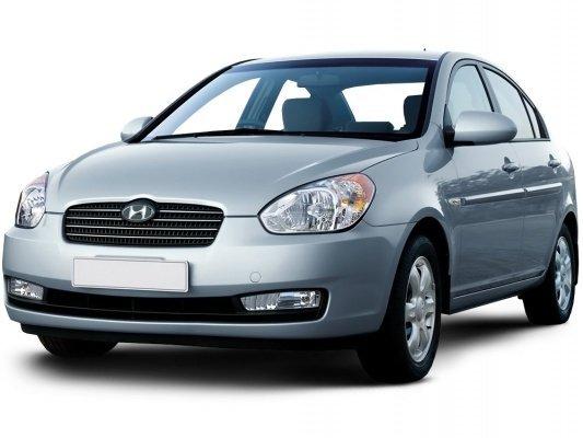 седан Hyundai Verna