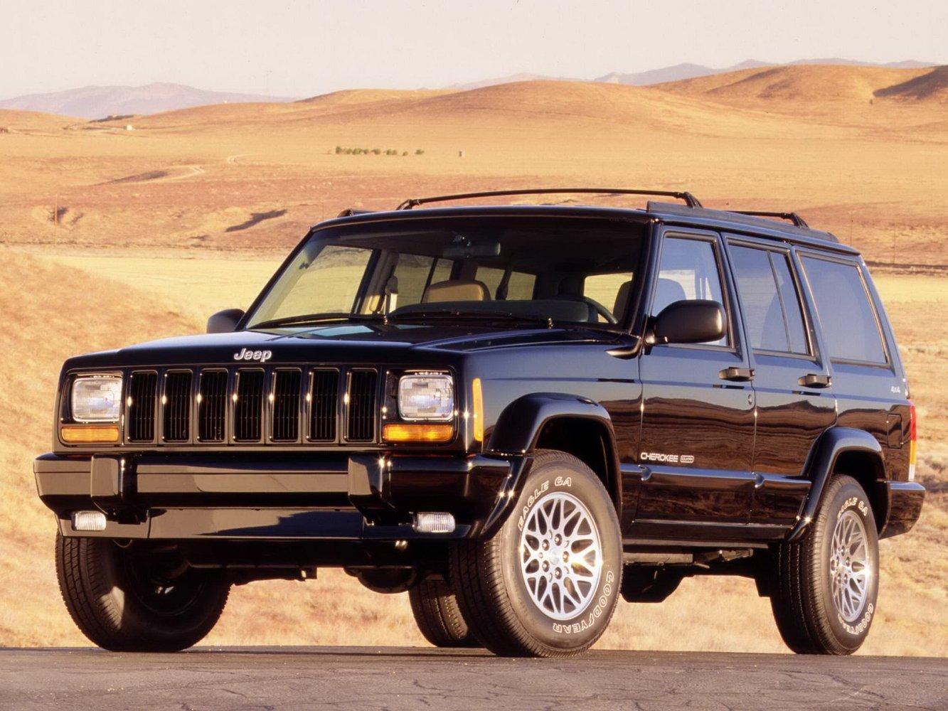 jeep Jeep Cherokee