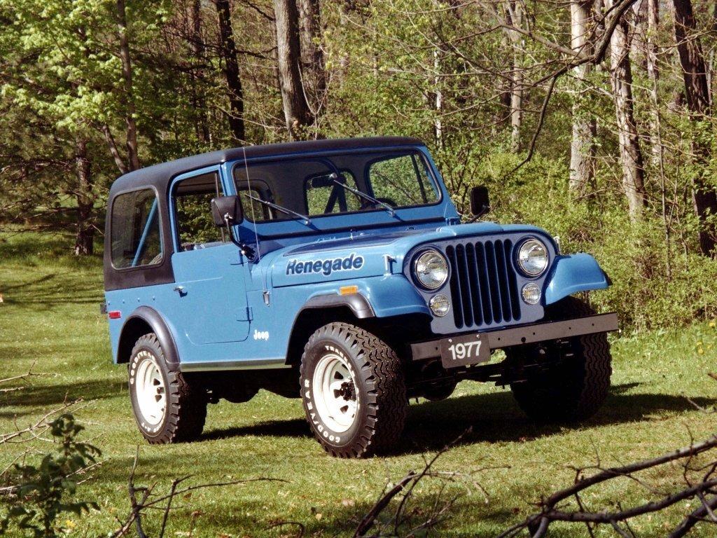 jeep Jeep CJ