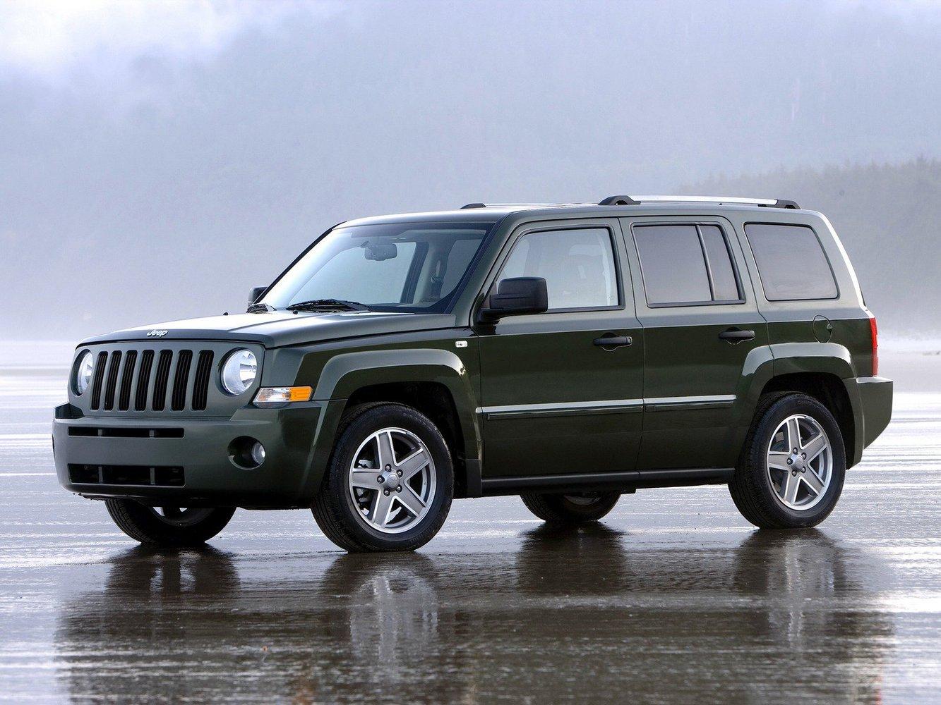 кроссовер Jeep Liberty (Patriot)