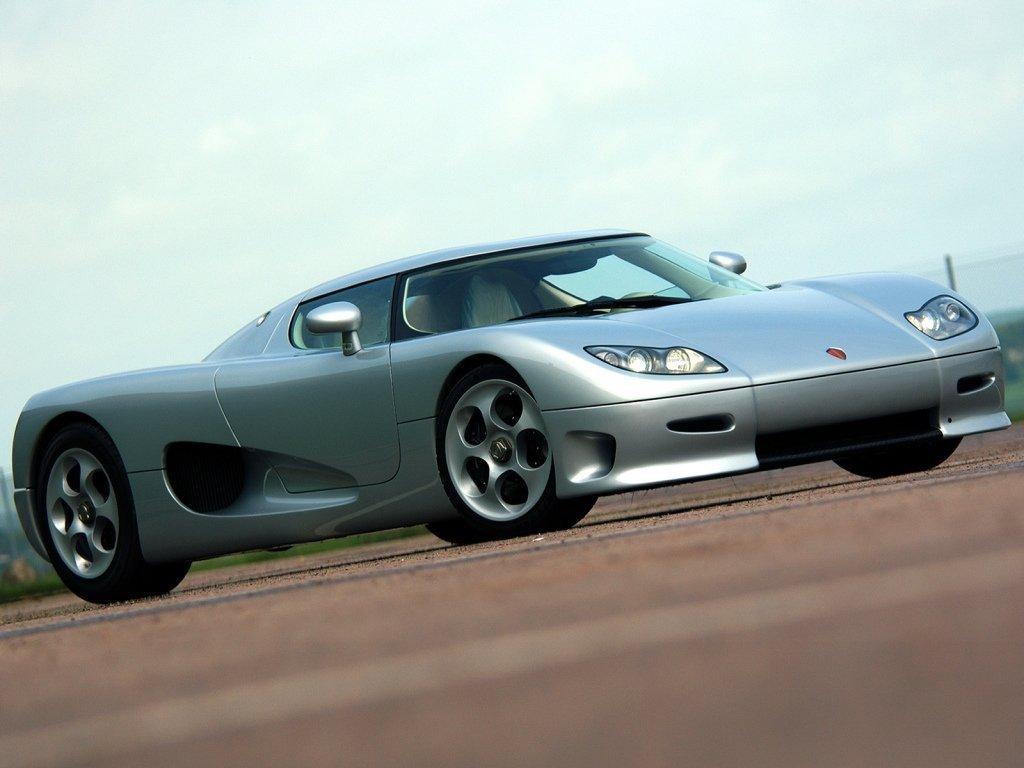 koenigsegg Koenigsegg CC8S