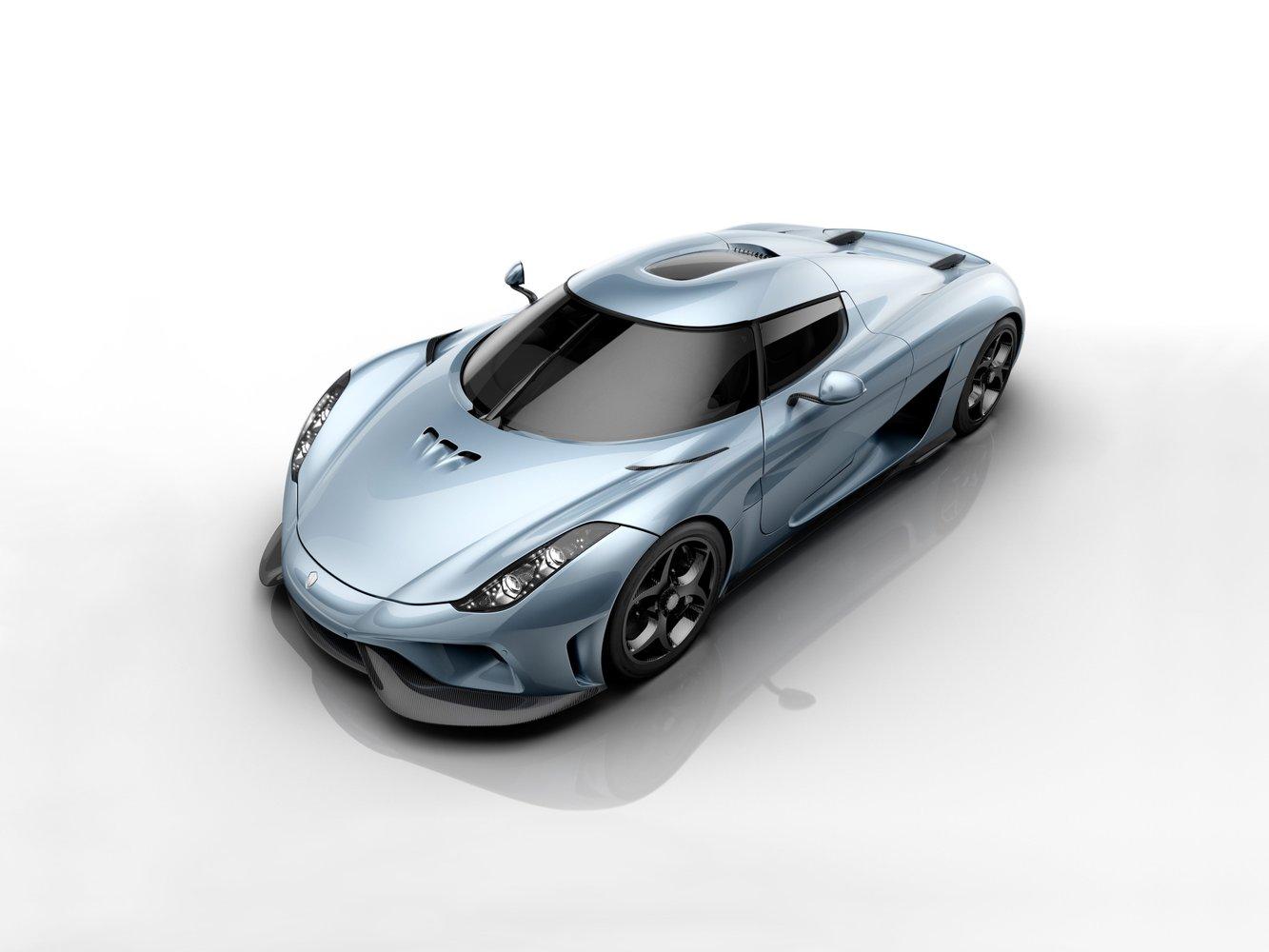 koenigsegg Koenigsegg Regera