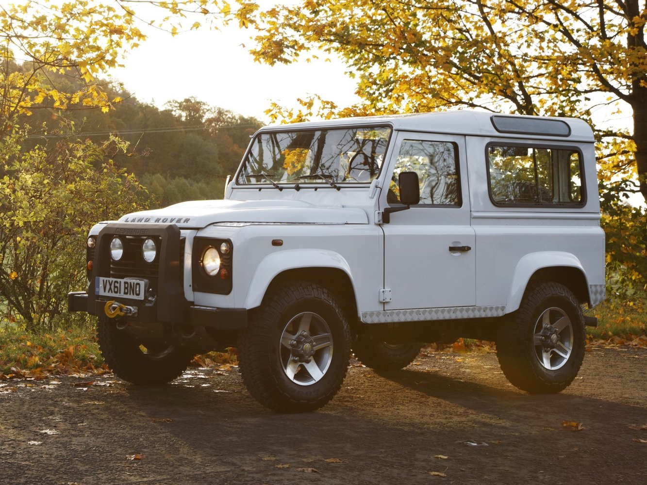 внедорожник 3 дв. 90 Land Rover Defender