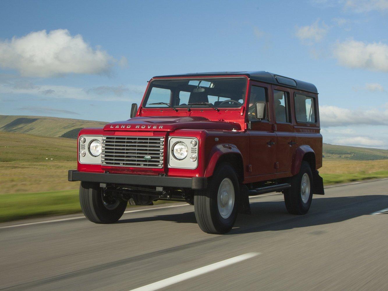 внедорожник 5 дв. 110 Land Rover Defender