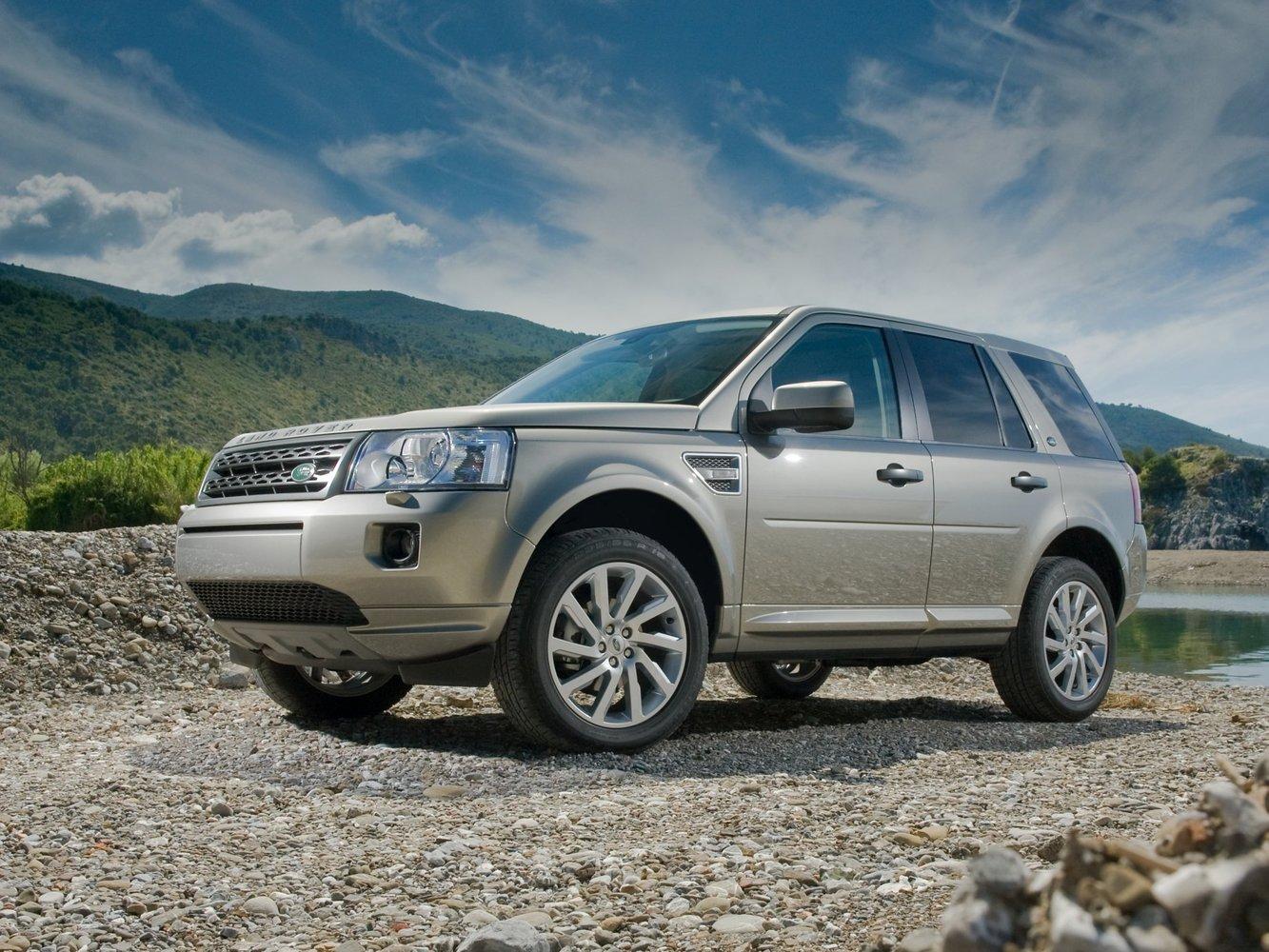 land_rover Land Rover Freelander