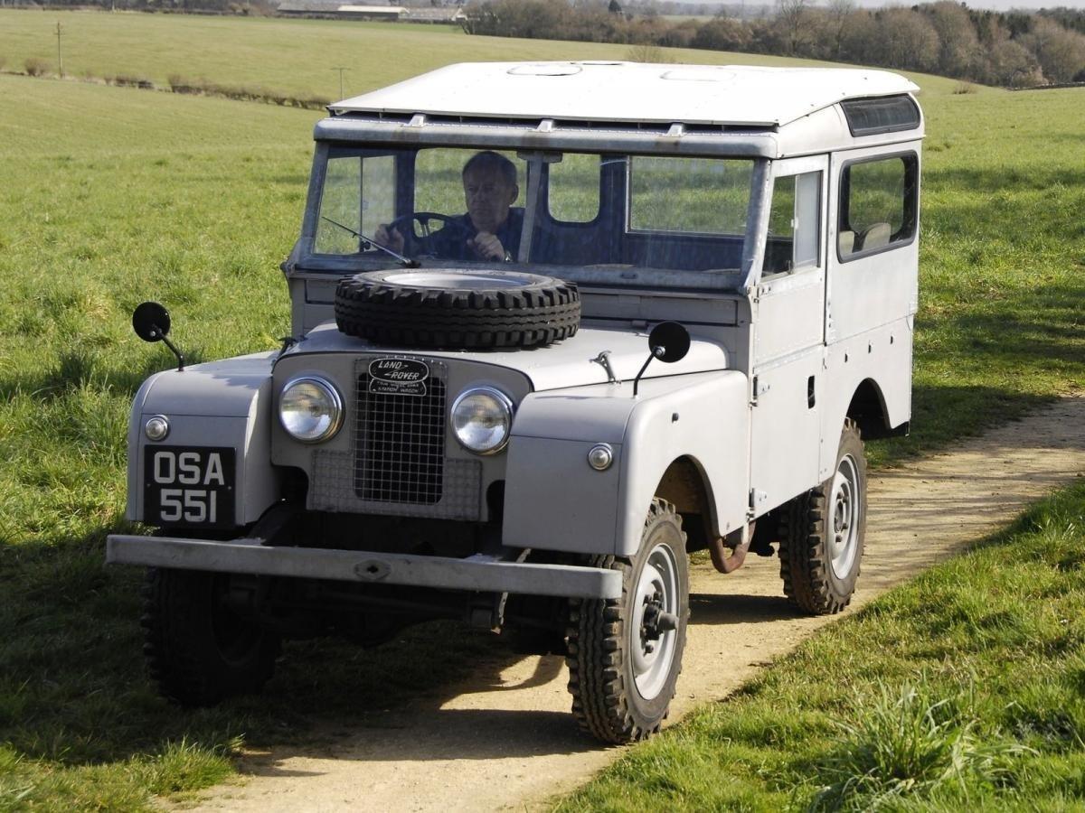 land_rover Land Rover Series I