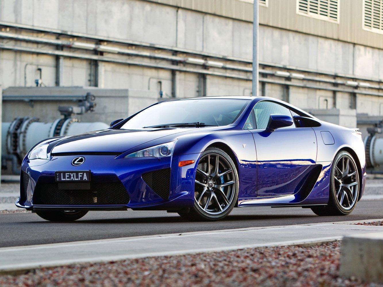 lexus Lexus LFA