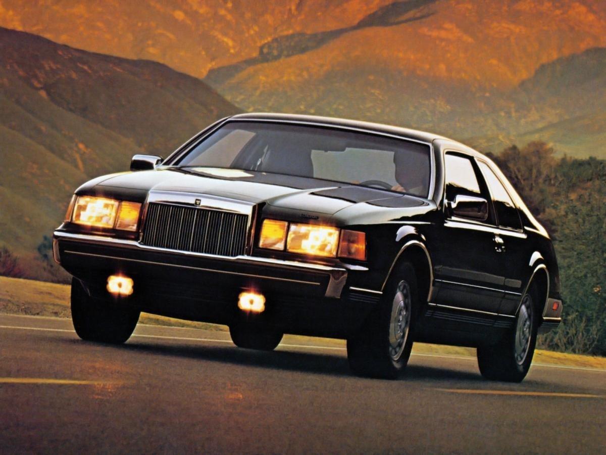 lincoln Lincoln Mark VII