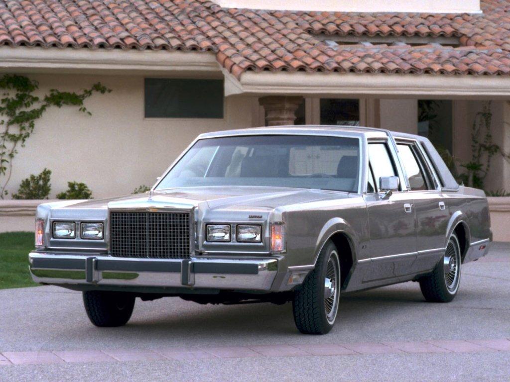 lincoln Lincoln Town Car