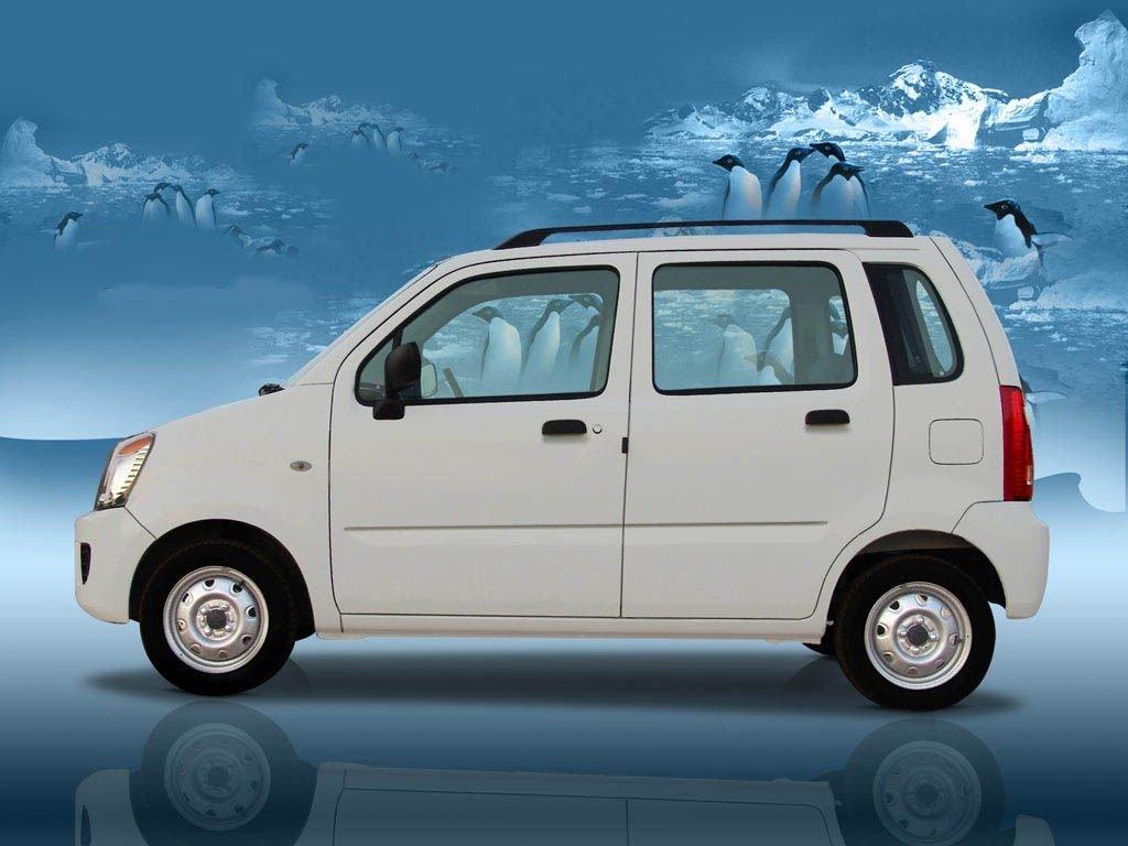 минивэн Maruti Wagon R
