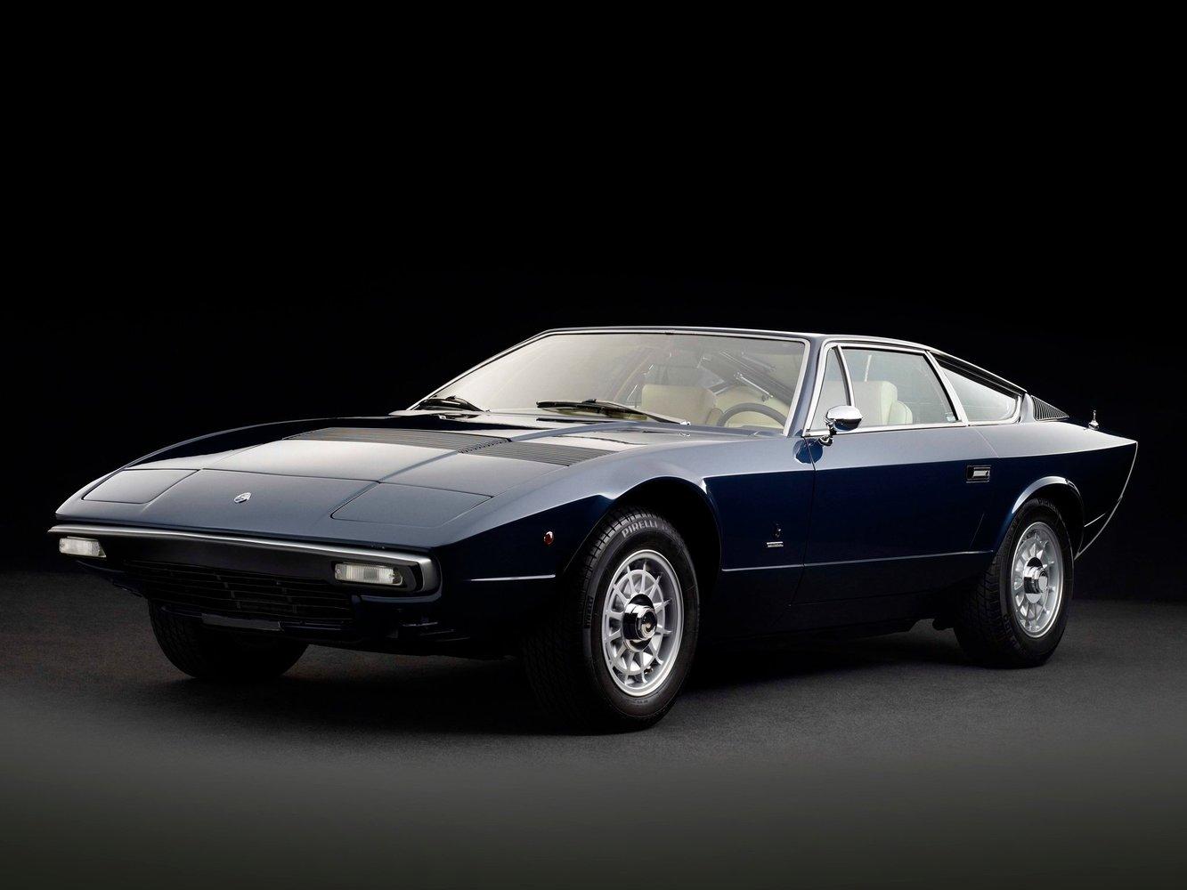 maserati Maserati Khamsin